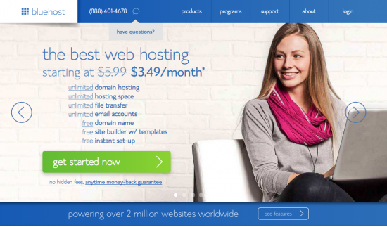 Blog Basics: Bluehost Web Hosting Discount